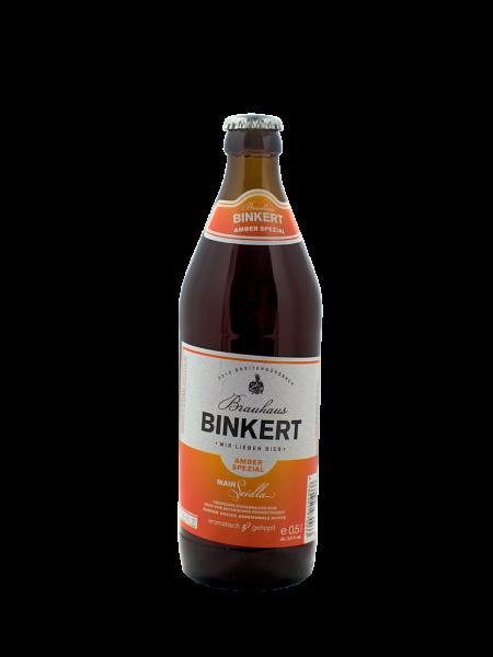 Brauerei Binkert - Amber Spezial