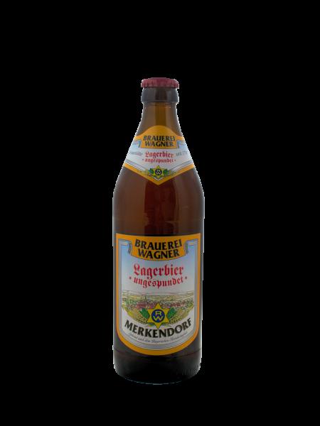 Brauerei Wagner - Lagerbier
