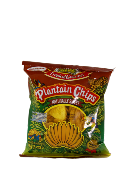 Plantain Chips Bananen Chips