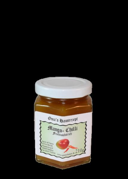 Mango Chili Fruchtaufstrich