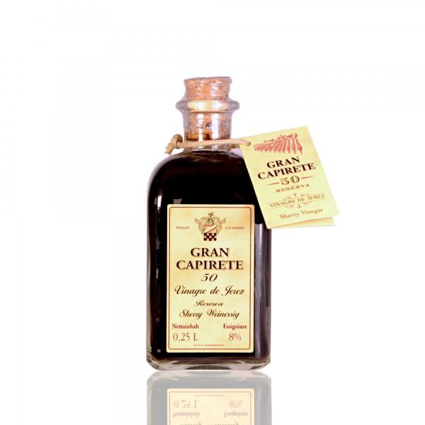 Gran Capirete 50 Reserva - Sherryessig 50 Jahre