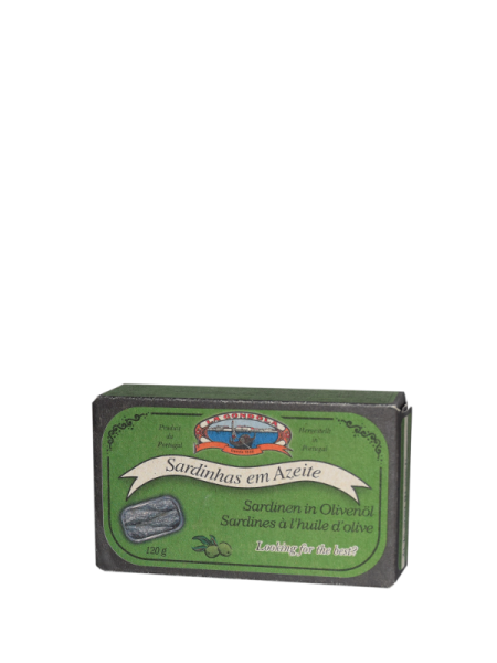 La Gondola - Sardinen in Olivenöl