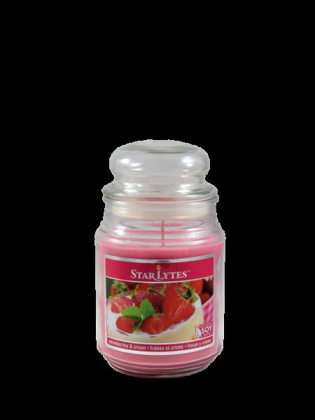 Star Lytes Duftkerze Strawberry Cream
