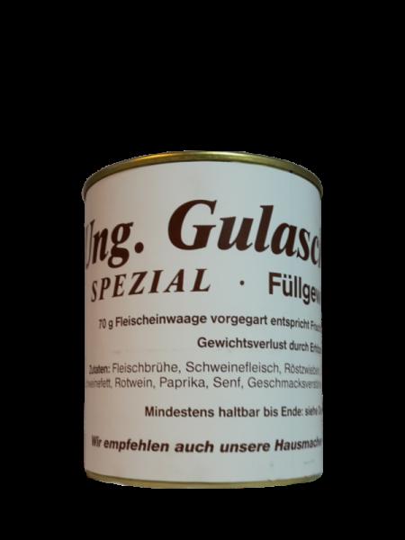 Gulaschsuppe - Fleischerei Rose
