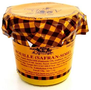 Azais-Polito Rouille Setoise Sauce Safran 85g