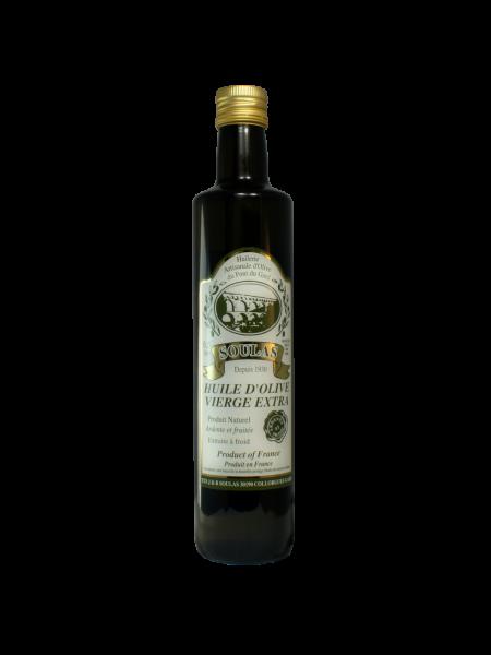 Soulas kaltgepresstes Olivenöl Vierge Extra aus der Provence