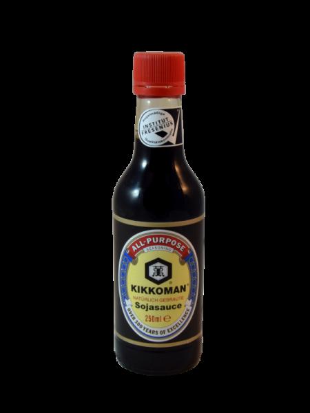 Kikkoman Sojasauce (3 Flaschen à 250ml)