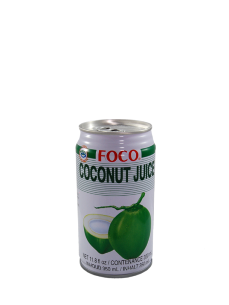 FOCO Kokos Saft Getränk