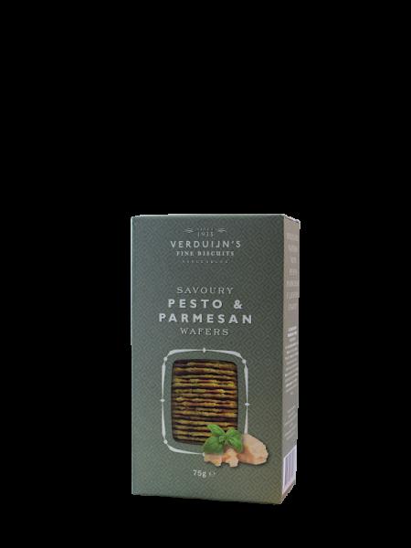 Pesto Parmesan Waffeln
