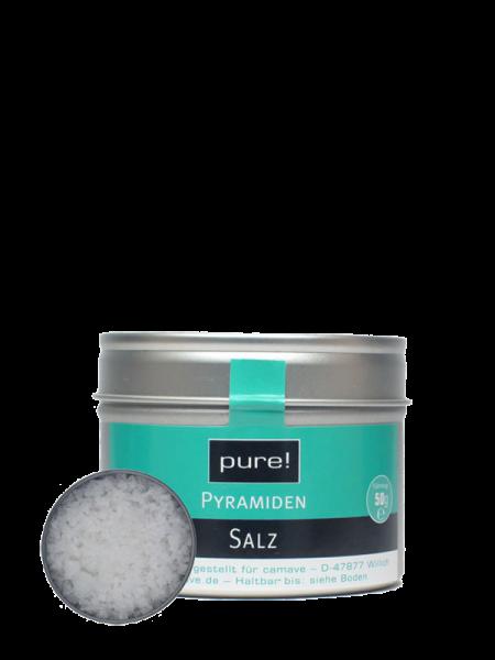 Pure! Pyramiden Salz
