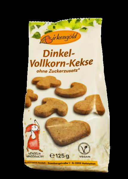 Dinkel Vollkorn Kekse
