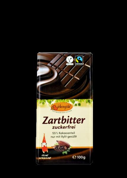 Xylit Schokolade Zartbitter