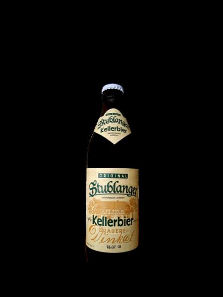 Brauerei Dinkel Stublang Kellerbier 0,5l