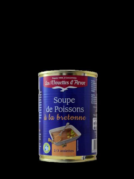 Fischsuppe a la bretonne