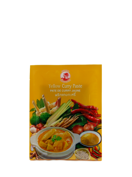 Curry Paste Gelb