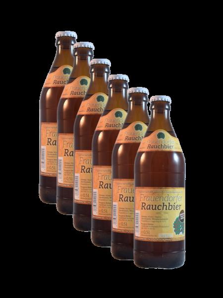 Fränkisches Bierset Frauendorfer Rauchbier