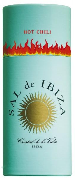 Sal de Ibiza - Chilisalz Granito con Chili im Schmuckstreuer