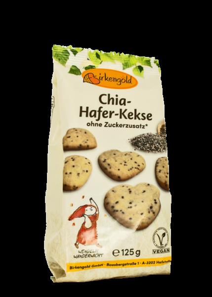 Chia Hafer Kekse