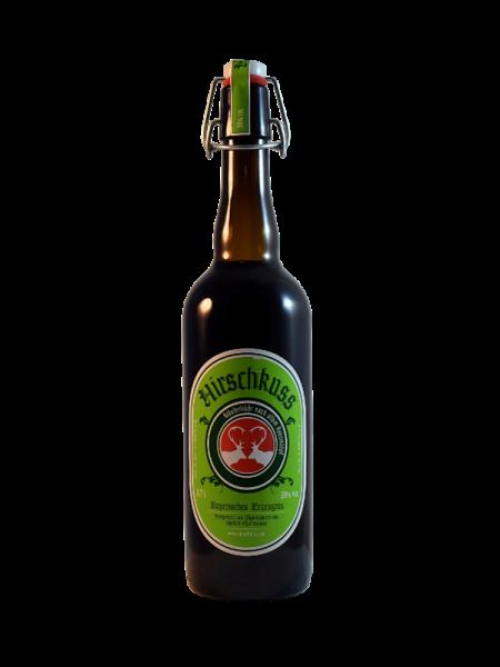 Hirschkuss Kräuterlikör 0,7 Liter
