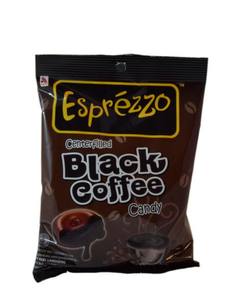 Esprezzo Black Coffee Candy