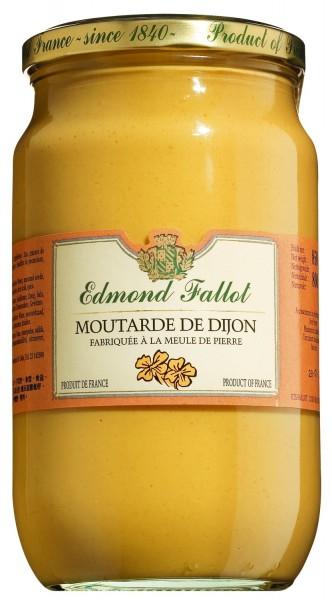 Edmond Fallot Moutarde de Dijon - Dijonsenf (850g) klassisch scharf