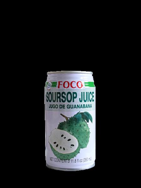 FOCO Guanabanasaft Getränk