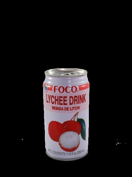 FOCO Lychee Fruchtsaftgetränk