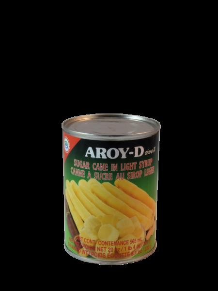 AROY-D Zuckerrohr in Sirup