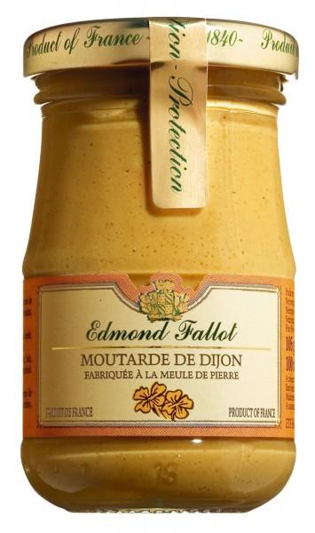 Edmond Fallot Moutarde de Dijon - Dijonsenf (105g) klassisch scharf