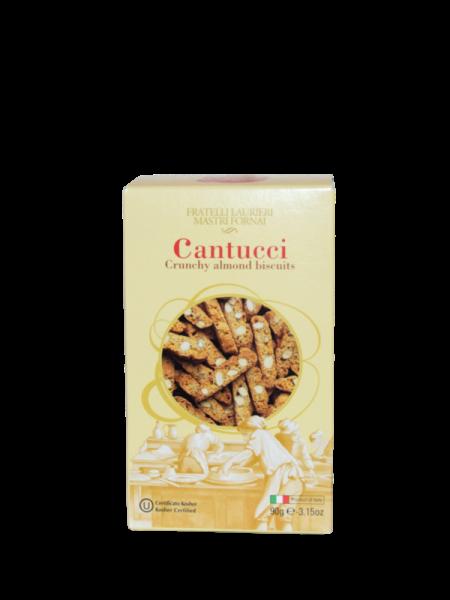 Cantucci - Feingebäck mit Mandeln