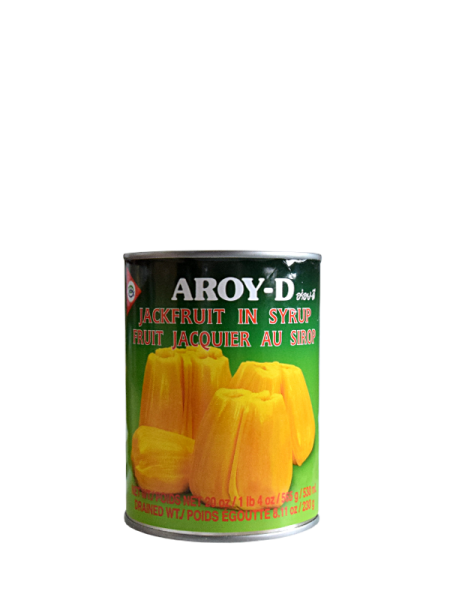 3x Aroy-D Jackfrucht in Sirup