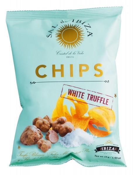 Sal de Ibiza Trüffel Chips 45g