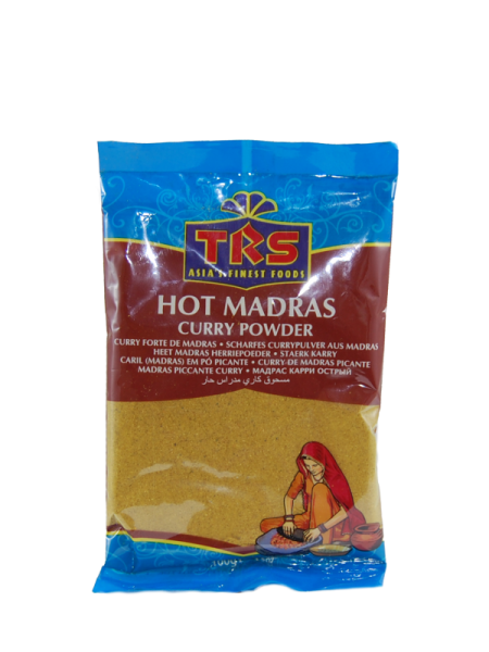 TRS Madras Curry scharf
