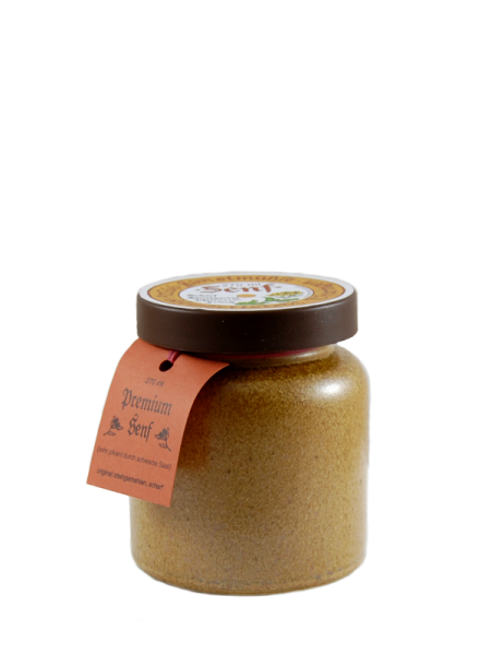 Kleinhettstedt Premium Senf
