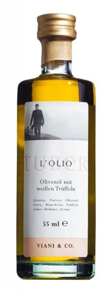 L´Olio Olivenöl mit weißen Trüffel (55ml)