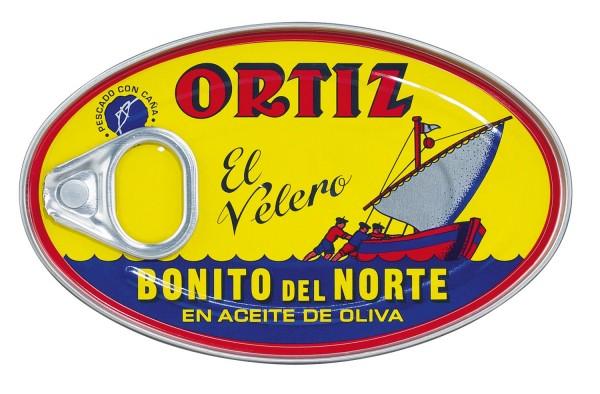 Ortiz Bonito del Norte - Weißflossenthunfisch in Olivenöl