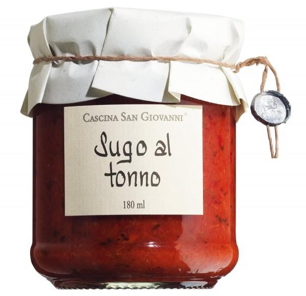 Sugo al Tonno - Tomatensauce mit Thunfisch