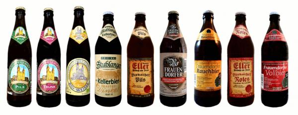 Fränkisches Bierset