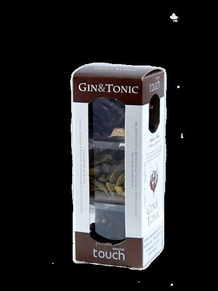 3 Gewürze für Gin Tonic