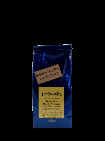Teestunde - aromatisierter Schwarztee