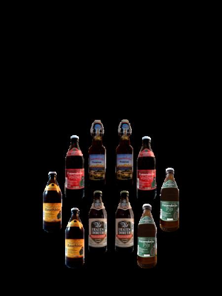 Frauendorfer Bier Probierset