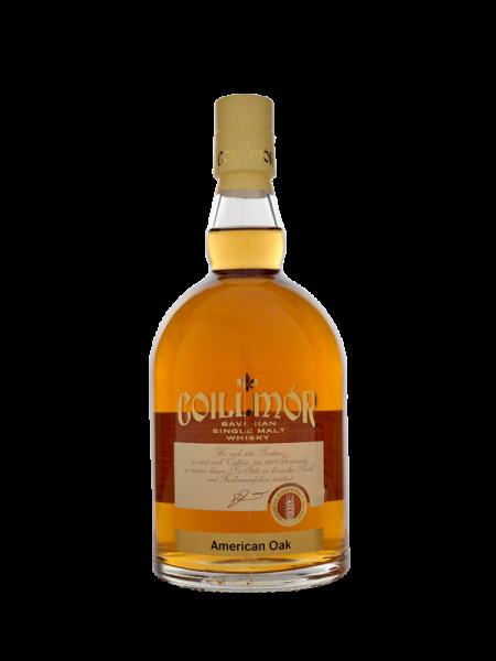 Coillmór Whisky - American Oak
